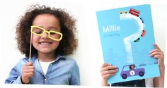 To create your wonderful personalised book we need a super-cute, front on photo of your child. Here are some examples of what we like best.