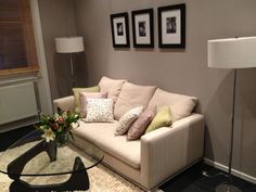 Living Room #Propertystyling