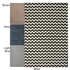 @Overstock - This Alexa rug is woven with easy-to-clean yarns that prevents shedding. This area rug is featured in black, brown, light blue, or navy.http://www.overstock.com/Home-Garden/Alexa-Chevron-Vibe-Zebra-Rug-8-x-10/5725628/product.html?CID=214117 $148.99