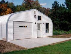 Steel Garage Kits | Future Buildings