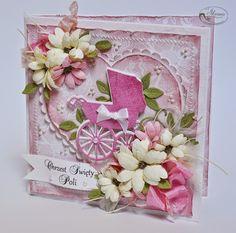 Małe fantazje Oli: Chrzest Święty na różowo oraz Candy
