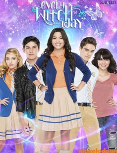 New Poster Every Witch Way Season 4, made by me.  Nuevo Poster de Every Witch Way 4ta Temporada, hecho por mi.