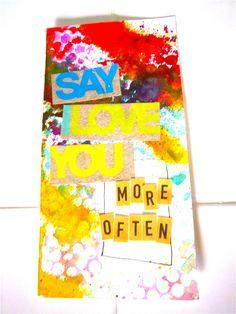 Empowerment Collage Series {no. 4} | Bonita Rose, Life.Love.Color.Art a life unrehearsed
