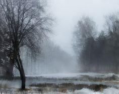 melting snow by Viacheslav Krasnoperov on 500px