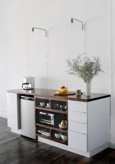 An Amazing DIY Ikea Upgrade From Christine Wisnieski On Design*Sponge #ikea  #designsponge