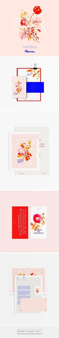 Cocorrina Online Courses Branding | Fivestar Branding – Design and Branding Agency & Inspiration Gallery