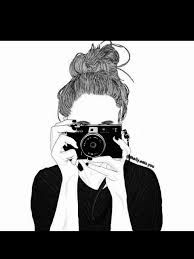 black and white, girl, outlines, pretty Tumblr Girl Drawing, Tumblr Sketches, Tumblr Drawings, Tumblr Art, Girl Drawings, Cute Drawings Of Girls, Tumblr Hipster, Tumblr Outline, Outline Art