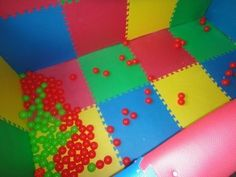 tutorial for ball pit