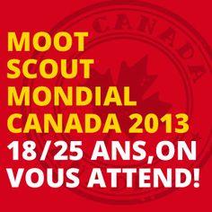 Scouts | L'association des scouts du Canada