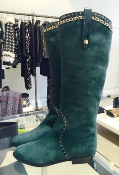 Boots Wedges, Boots, Fashion, Crotch Boots, Moda, Fashion Styles, Shoe Boot, Fasion, Wedge