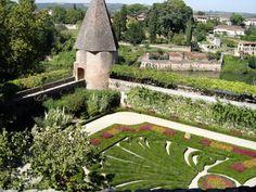 Jardins à Albi © Mairie d'Albi
