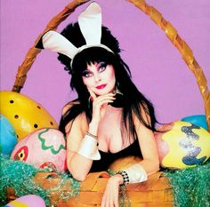 Cassandra Peterson, Dark Princess, Goth Home, Dark Pictures, Horror Icons, Funny Bunnies, Better Half, Pin Up Art, Picture Collection