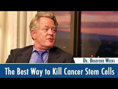 "In this video, cancer researcher Ty Bollinger speaks with Dr. Bradford Weeks about a low dose chemotherapy option (IPT or IPTLD) and what he feels is better for killing cancer stem cells. The full interview with Dr. Weeks is part of ""The Quest For The Cures Continues"" docu-series. Please re-pin to support us on our mission to educate, expose, and eradicate cancer! // The Truth About Cancer <3"