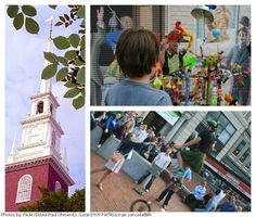 Family Friendly Cambridge: Education & Activities for Kids