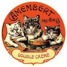 Camembert des Amis (1910)