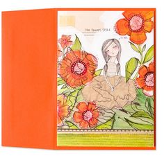 The Flowers Spoke To Her Price $5.95 @ Papyrus