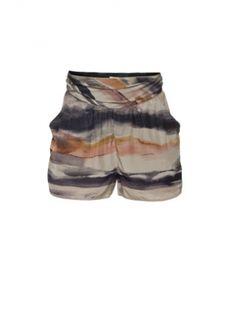 Aritzia watercolor shorts