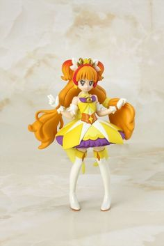 Go! Princess Precure Cuty Figure Cure Twincle BANDAI Official Toys JAPAN