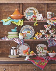 New Spring Nomad Collection - Discover vibrant finds inspired by nomadic tribes for all of your kitchen and entertaining needs via Cost Plus World Market's >> #WorldMarket Home, Entertaining, Kitchen Accessories