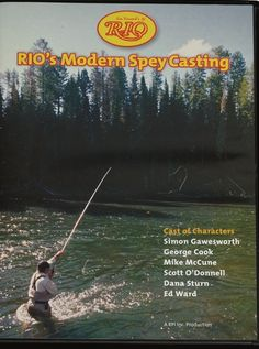 RIO's Modern Spey Casting is a comprehensive film on Spey technique.