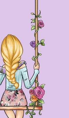 Disney Phone Wallpaper, Cute Wallpaper For Phone, Emoji Wallpaper, Iphone Background Wallpaper, Tumblr Wallpaper, Couple Wallpaper, Girl Wallpaper, Best Friend Drawings, Girly Drawings