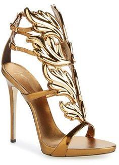 Giuseppe Zanotti 'Coline' 110mm Sandal (Women)