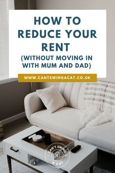 How To Reduce Your Rent Without Moving In With Your Parents | Personal Finance | money Saving Tips | Millennial Money Tips