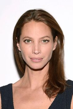 Christy Turlington For Imedeen Beauty Supplements (Vogue.com UK)