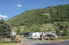 Virginian RV Resort in Jackson Hole WY