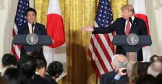 "But while Abe has not been at odds with Trump publicly, early hopes that the billionaire developer's campaign rhetoric on trade and defense was mostly for show have faded. ""At first I thought 'He's a businessman and he knows what he's doing'… But..."