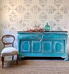 Chalk, Furniture, House, Home, Paint Furniture, Storage, Chalk Paint Furniture, Open House, Home Decor