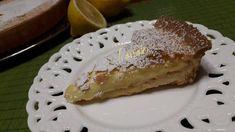 Lemon pie εύκολη French Toast, Lemon, Pie, Breakfast, Recipes, Food, Torte, Morning Coffee, Cake