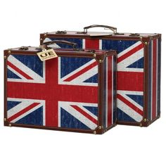 Union Jack trunks