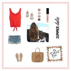 """Summer"" by sudetopgul on Polyvore featuring moda, Splendid, True Religion, M&Co, ViX, Boohoo ve Terre Mère"