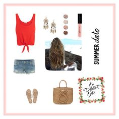 """Summer"" by sudetopgul on Polyvore featuring moda, Splendid, True Religion, M&Co, ViX, Boohoo ve Terre Mère"