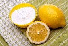 How To Make Your Teeth Whiter With Baking Soda And Lemons/Limes!