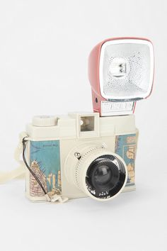 Urban Outfitters - Lomography Diana F+ Map Camera From urbanoutfitters.com
