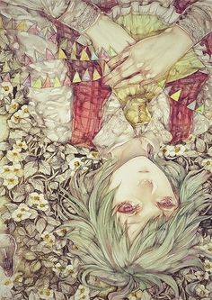 Beautiful anime art <3