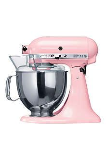 Kitchen Aid's Artisan mixer pink 'cook for the cure' edition has made it to the top of our wish list