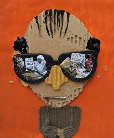 """Antonio Berni. Retrato de la serie """"100x100 argentinos"""" http://100x100.catedrasalomone.com/?portfolio=antonio-berni"""