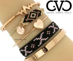 Hebben jullie onze nieuwe sieraden collectie van Good Vibes Only al gezien ? GVO - Good Vibes Only sieraden zijn van hoge kwaliteit en met veel zorg gemaakt voor de trendy vrouw van nu. Kom kijken...