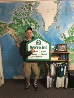 Welcome home Kyle! Congratulations! 🏡🔑