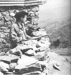 27ème DIA chasseurs alpins, Algerian war, pin by Paolo Marzioli