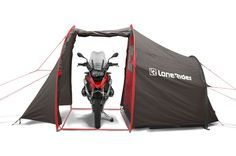 Motorcycle tent MotoTent front BMW R 1200 GS Adventure Call today or stop by for a tour of our facility! Indoor Units Available! Ideal for Outdoor gear, Furniture, Antiques, Collectibles, etc. Motorcycle Tent, Motorcycle Adventure, Motorcycle Touring, Gs 1200 Adventure, Adventure Time, Tent Fabric, Rain Fly, Camping Gear, Motorbikes