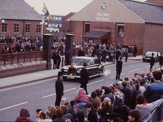 The Queen opens Wigan Pier in 1986