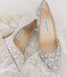 Fantastic 50+ Sparkling Bling Shoes For Night Party Ideas Wedding Shoes, Wedding Dresses, Comfortable Shoes, Jimmy Choo, Weddings, Life, Ideas, Fashion, Bride Dresses