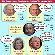 """""""The First Cabinet That Doesn't """"Believe"""" In It's Own Jobs """""""