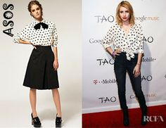 You've got STYLE!!!!!: Dione loves Heart prints