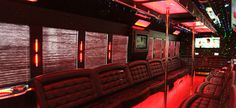 PARTY BUSES/LIMO BUSES 15 - 40 passengers capacity TV/CD/Stereo system/Ipod hookup Fiber Optic Lights To know more @ https://uptownbus.com/site/fleet