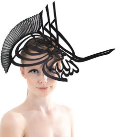 Wedding Hats And Fascinators #millinery #judithm #hats